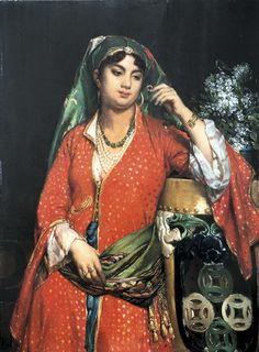 Jean-François Portaels ~ Orientalist painter