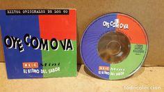 EXITOS ORIGINALES DE LOS 60. OYE COMO VA. MINI CD-PROMO / REIG MINI. 5 TEMAS / LUJO.