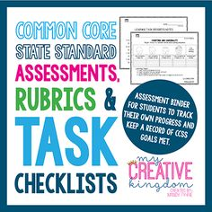 Free i can statements for kindergarten awesome student common core state standard assessments rubrics task checklists first 5 downloads are free fandeluxe Image collections