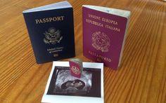 Creative Baby Passport