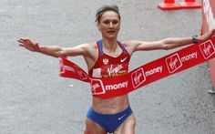 """Disgraced London Marathon winner Liliya Shobukhova is all free to compete again after he doping ban was reduced by seven months in return for offering """"substantial assistance"""" to the World Anti-Doping Agency."""