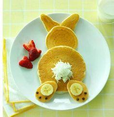Cute!!! #easter #breakfast