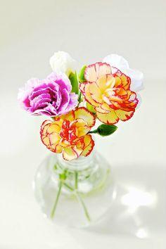 Madeleines aux zestes d'orange flower arrangement, B COMME BON