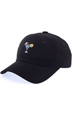 bafeb430f2d myglory77mall Baseball Trucker Golf Sports Adjustable Hats cocktail BALL  CAPs Black ❤ .