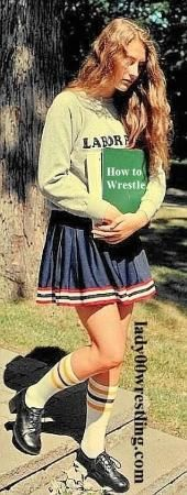 All Women Wrestling all the time on DVD at www.lady00wrestling.com