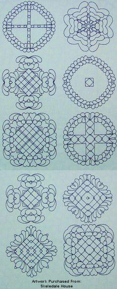 Heirloom Quilt Blocks 03