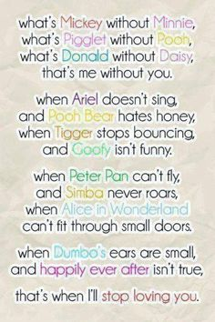 Disney quote ❤ so awesome this is the best quote ever and so true