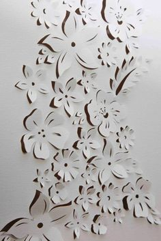 Cut Out Canvas With Lighting Inside So Pretty Use Color