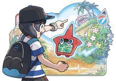 Descubiertos los Pokémon legendarios de Pokémon Sol y Luna