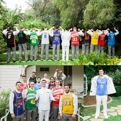 Must-have photo with your groomsmen
