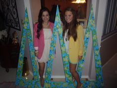 More Lilly print letters? I'm not mad about it.