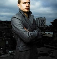 Christian grey - Charlie Hunnam (not my first choice but not bad looking)