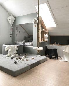 dreamy kid's room