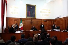 Sesión de la Suprema Corte. Foto: Germán Canseco.