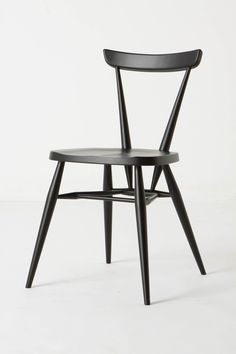Stacking Dining Chair: Ercol. $398