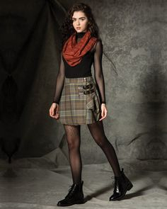 822fe5f40 Go Full Sassenach in the OUTLANDER Collection from Hot Topic and Torrid  (Exclusive. Plaid Mini SkirtPlaid ...