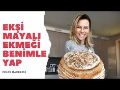 En detaylı Ekşi Mayali ekmek tarifi 🥖🥖|Bütün Püf noktalarını paylaştım sonuna kadar izleyin✔ - YouTube Pitaya, Tiramisu, Pancakes, Bread, Cooking, Breakfast, Ethnic Recipes, Food, Youtube
