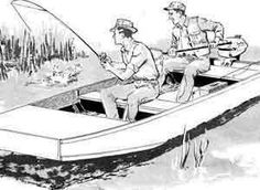 Boat Plans Build a Flat Bottom Jon Boat Plans - Master Boat Builder with 31 Years of Experience Finally Releases Archive Of 518 Illustrated, Step-By-Step Boat Plans Wooden Boat Building, Boat Building Plans, Flat Bottom Jon Boat, Aluminum Jon Boats, John Boats, Wood Boat Plans, Sailboat Plans, Build Your Own Boat, Vintage Boats