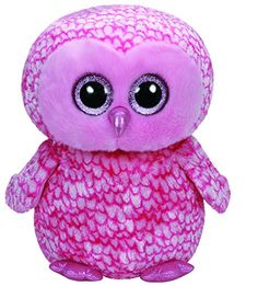 "Ty Beanie Boo Pinky 16"" Large Owl Ty http://www.amazon.com/dp/B00L392QH2/ref=cm_sw_r_pi_dp_BLl-tb0BWFCJN"