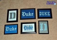 Duke art for my condo?
