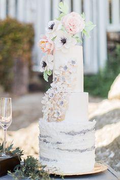 Enchanting Beach Wedding Ideas in Laguna Beach with Lucious Florals and Candlesticks | Southern California Bride