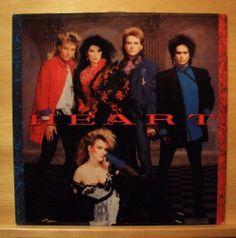HEART - Same - Vinyl LP - OIS - If looks could kill - Never - These Dreams - RAR