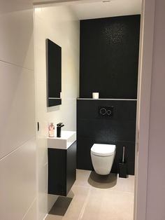 Best Bathroom Designs, Bathroom Design Small, Bathroom Interior Design, Bathroom Niche, Laundry In Bathroom, Bathrooms, Small Toilet Room, Niche Design, Minimalist Bathroom Design