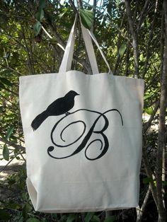Canvas Tote Market Bag Hand Bag