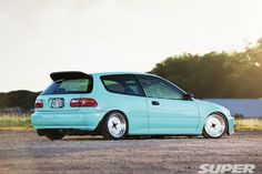 1995 Honda Civic - Foe Tha Love Of $