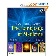 190 best medicine book images on pinterest medicine book med the language of medicine ninth editiondavi ellen chabner fandeluxe Image collections
