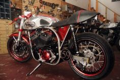 Norley Cafe Racer 4