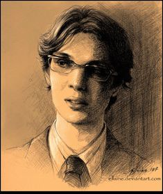 Dr. Crane sketch by Joanna Michalak (ellaine)