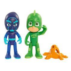 Coming Soon! PJ Masks Duet Figure Set - Gekko and Night Ninja - Just Play…