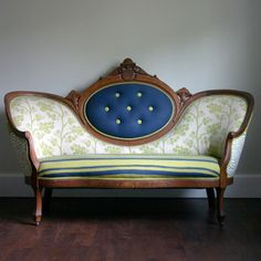 Love this sofa!  (I am sure I can get this made in India for a fraction of its price on Fab)