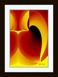 Abstract Art by Rafael Salazar Colombian Artist Copyright © 2013