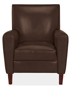 Harper Leather Recliners - Recliners