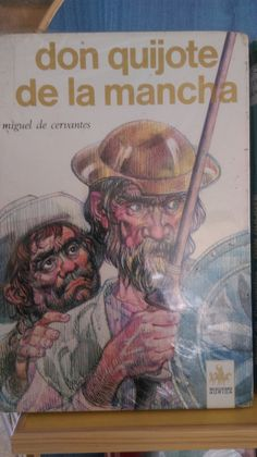 sección clásicos Paintings, Baseball Cards, Stains, Miguel De Cervantes, Don Quixote, Book, Paint, Painting Art, Painting