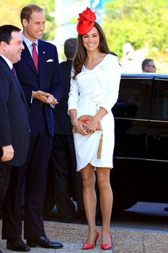 Kate Middleton on her north american tour, she makes canada look so pretty :)