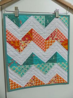 Doll quilt finished! | Flickr - Photo Sharing!