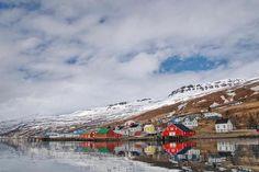 Eskifjörður, Iceland