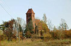 Próchnik - kościół.