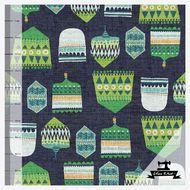 Hyrrä by Leena Renko Printing On Fabric, Print Fabrics, Prints, Kids Outfits, Kids Rugs, Sewing, Home Decor, Fabrics, Dressmaking