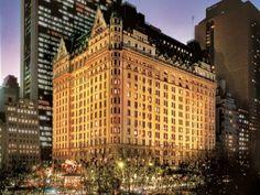 Plaza hotel New York.