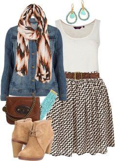Tipos de faldas que puedes usar en otoño | ActitudFEM