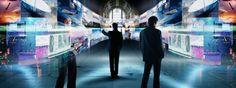 O Futuro visto pela Realidade Virtual.