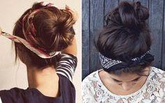 Veja 10 penteados com nozinho para você se inspirar - Beleza - CAPRICHO