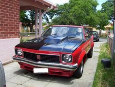 Holden Torana LX Hatch