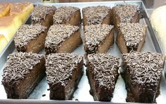 Pudim de chocolate #confeitariapolos #goiania  (em Polos Pães e Doces)