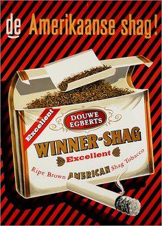 1950-75 Douwe Egberts Winner