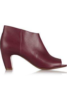Maison Martin Margiela Leather ankle boots NET-A-PORTER.COM